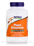 Plant Enzymes - 240 Vegetarian Capsules