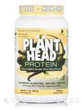 Plant Head Protein Vanilla - 23 oz (780 Grams)