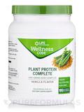 Plant Protein Complete & Amino Acid Complex, Vanilla Flavor - 15.87 oz (450 Grams)