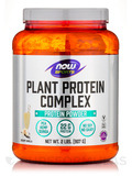 NOW® Sports - Plant Protein Complex, Creamy Vanilla Flavor - 2 lbs (907 Grams)