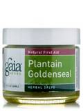 Plantain Goldenseal Salve 2 oz (60 ml)
