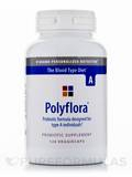 Polyflora Probiotic (Type A) - 120 Veggie Capsules