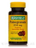 Pomegranate 250 mg (40% Ellagic Acid) 60 Capsules