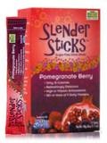 NOW® Real Food - Pomegranate Berry Sugar Free Drink Sticks - Box of 12 Packets