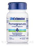 Pomegranate Extract - 30 Vegetarian Capsules