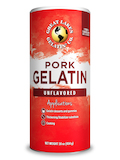 Pork Gelatin, Unflavored - 16 oz (454 Grams)