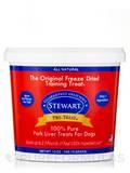 Pork Liver Freeze Dried Tub for Dogs - 12 oz (340.19 Grams)