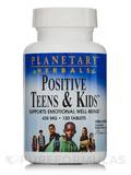 Positive Teens & Kids 435 mg - 120 Tablets