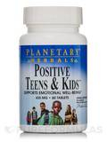 Positive Teens & Kids 435 mg 60 Tablets