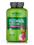 Postnatal Multivitamin for Breastfeeding Moms - 180 Vegetarian Capsules