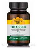 Potassium 99 mg 100 Tablets