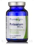 Potassium 99 mg - 120 Tablets