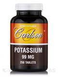 Potassium 99 mg - 250 Tablets