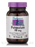 Potassium 99 mg - 90 Vegetable Capsules