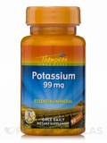 Potassium 99 mg - 90 Tablets