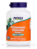 Potassium Chloride Powder 8 oz