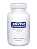 Potassium (Citrate) 180 Capsules