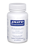 Potassium (citrate) 90 Capsules