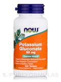Potassium Gluconate 99 mg - 100 Tablets