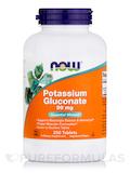 Potassium Gluconate 99 mg - 250 Tablets