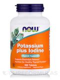Potassium Plus Iodine - 180 Tablets