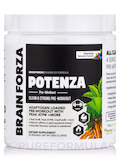 Potenza Pre-Workout, Fruit Punch Naturally Flavored - 11.29 oz (320 Grams)