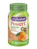 Power C™ Gummy Vitamins, Natural Orange Flavor - 70 Gummies
