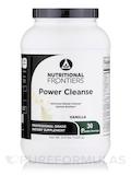 Power Cleanse Powder, Vanilla Flavor - 30 Servings (1420 Grams)
