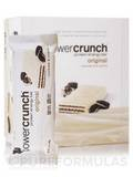 Power Crunch Original Protein Energy Bar, Cookies and Crème - Box of 12 Wafer Bars