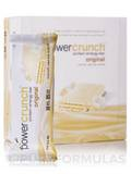Power Crunch Original Protein Energy Bar, French Vanilla Crème - Box of 12 Wafer Bars
