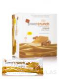 Power Crunch Original Protein Energy Bar, Salted Caramel - Box of 12 Wafer Bars