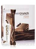 Power Crunch Original Protein Energy Bar, Triple Chocolate - Box of 12 Wafer Bars