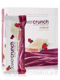 Power Crunch Original Protein Energy Bar, Wild Berry Crème - Box of 12 Wafer Bars