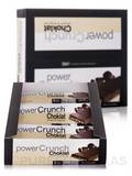 Power Crunch Choklat Protein Energy Bar, Dark Chocolate - Box of 12 Bars
