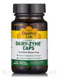 Power Dairy-Zyme - 50 Vegetarian Capsules