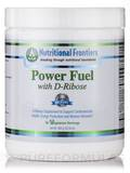 Power Fuel with D-Ribose (Orange Flavor) - 30 Vegetarian Servings (10.58 oz / 300 Grams)