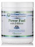 Power Fuel with D-Ribose (Orange Flavor) - 30 Vegetarian Servings (10.58 oz / 300 Grams)