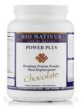 Power-Plus Protein Meal Replacement, Chocolate - 1 Kg (1000 Grams)