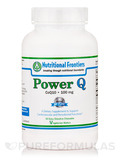 Power Q (CoQ10 100 mg) - 60 Easy Dissolve Chewable Vegetarian Wafers