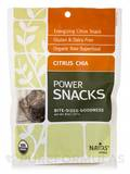 Power Snacks Citrus Chia - 8 oz (227 Grams)