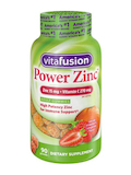 Power Zinc™ Gummy, Natural Strawberry Tangerine Flavor - 90 Gummies