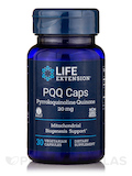 PQQ Caps with BioPQQ™ 20 mg - 30 Vegetarian Capsules