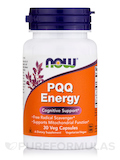 PQQ Energy - 30 Vegetable Capsules
