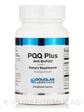 PQQ Plus with BioPQQ® - 30 Vegetarian Capsules