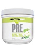 PRE Workout Powder, Green Apple Flavor - 1.55 lb (704 Grams)