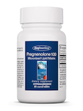 Pregnenolone 100 Micronized Lipid Matrix 60 Tablets