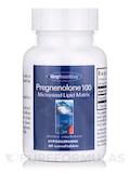 Pregnenolone 100 Micronized Lipid Matrix - 60 Scored Tablets