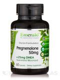 Pregnenolone + DHEA - 60 Capsules
