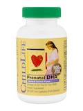 Prenatal DHA-Lemon - 30 Softgels