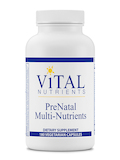 PreNatal Multi-Nutrients - 180 Capsules